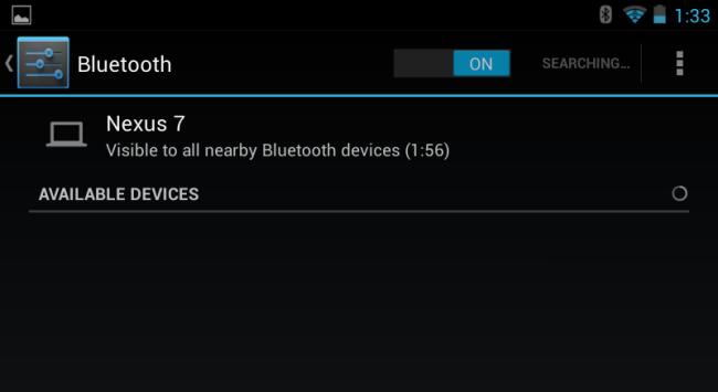 андроид-Bluetooth-настройка