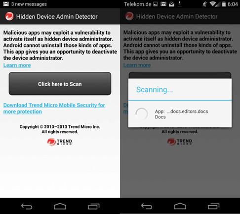 Как удалить шпионское ПО с вашего Android