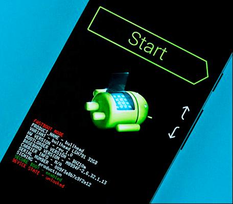 Как обновить версию Android с помощью рутирующего устройства