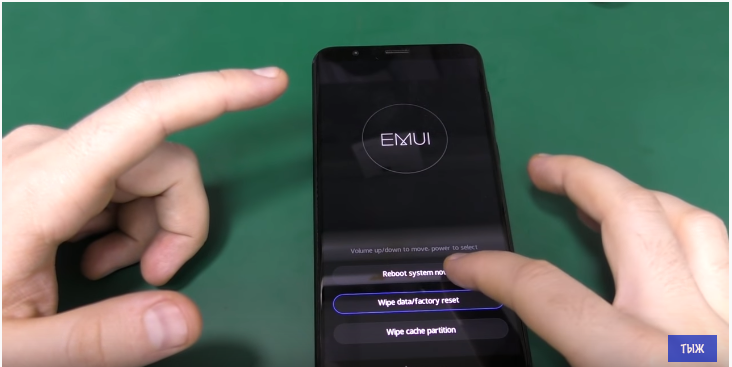 Как разблокировать телефон Хонор и Хуавей, если забыл пароль и графический ключ с отпечатком пальца | Сброс пароля | Huawei Devices